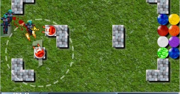 Bitmap TD 3 Screenshot