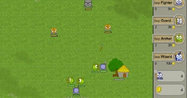 Dibblez Castle Defender Screenshot