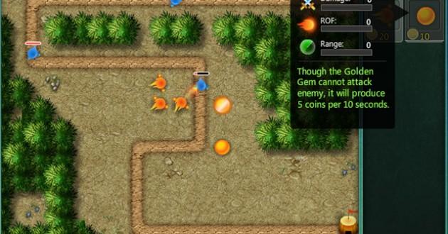 Elemental War Tower Defense Screenshot