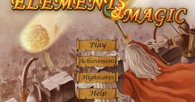 Elements Magic Screenshot