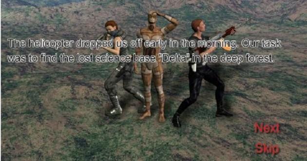 Elite Force TD Screenshot