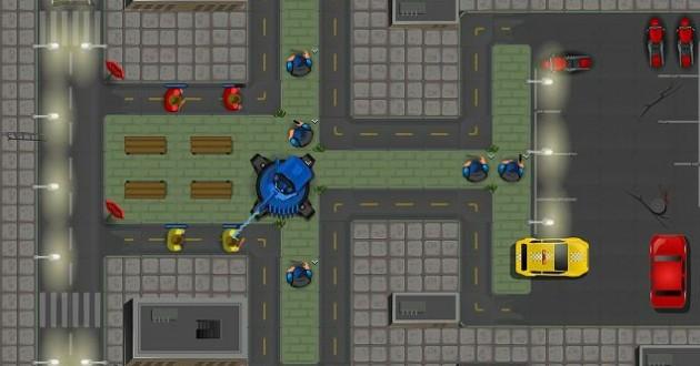 Football Defans Screenshot
