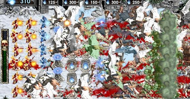 Caldera Legends Screenshot