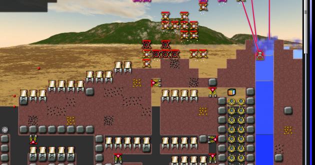 Creeper World 2 Academy Screenshot