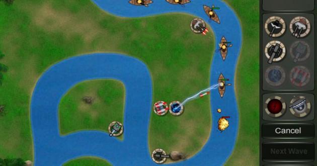 Boat Invasion Screenshot