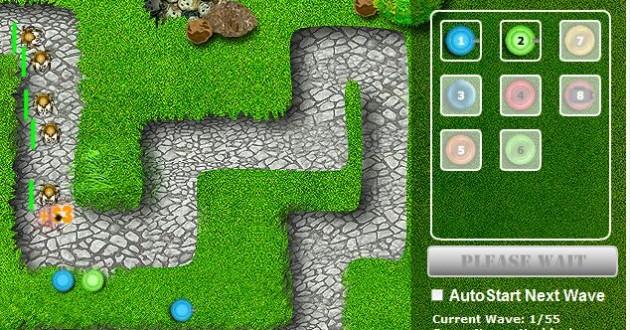 Tower Defense War Screenshot