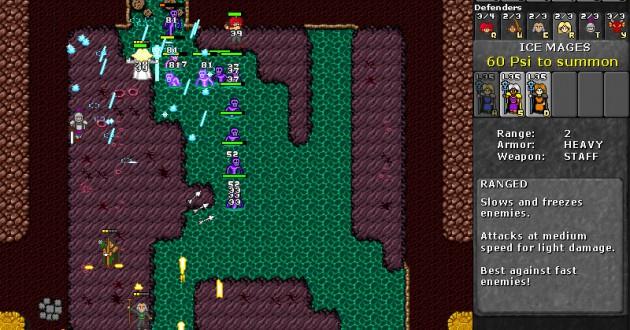 Defenders Quest Screenshot