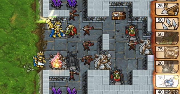 Tiny Heroes Screenshot
