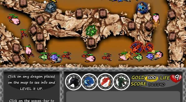 Dragon Ambush 2 Screenshot