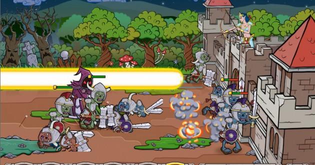 Defend the Castle Screenshot