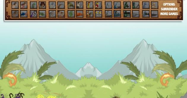 Mini Army Defense Game Screenshot