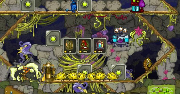 Monsters Tower Defense Screenshot