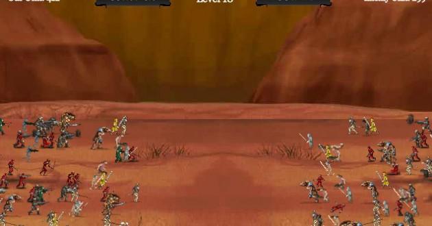 Heroes Battle 5 Screenshot