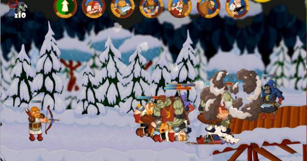 The War Cry Screenshot