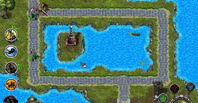 Crusade of Undead Screenshot