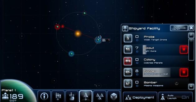 Starship Commander Screenshot