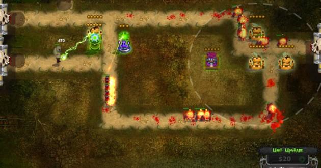 Zombie TD Screenshot