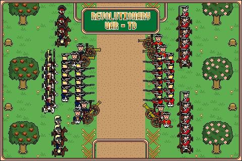 Revolutionary War TD Screenshot