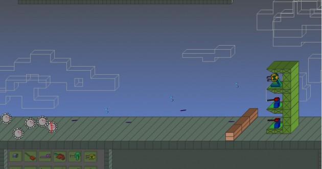 Endless Turret Defence Screenshot